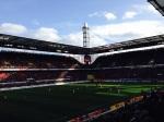 Rheinernergie Stadion am Sonntag